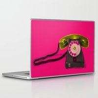 booty Laptop & iPad Skins featuring Booty Call Marylin 2 by KEFLIONE