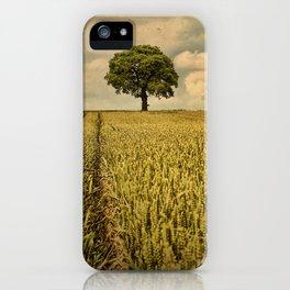 A Summers Walk iPhone Case