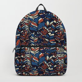 Boho Style illustration Backpack