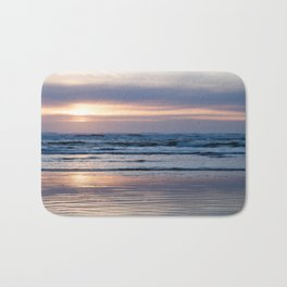 Beach Glow Bath Mat