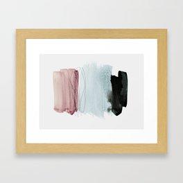 minimalism 4 Framed Art Print