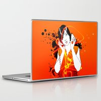 sound Laptop & iPad Skins featuring Sound by CoCoCo