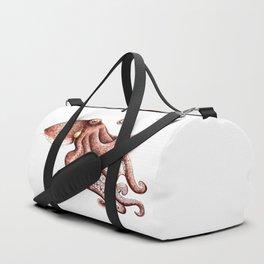 Octopus (Octopus vulgaris) Duffle Bag