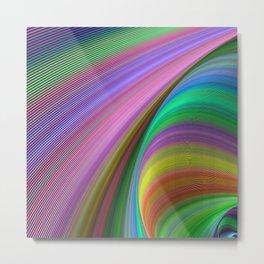 Rainbow dream Metal Print