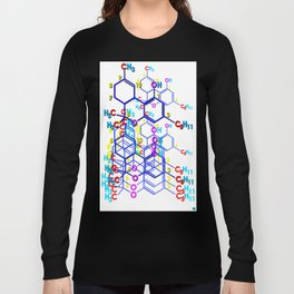 """THC: ENHANCE & TRANSMIT"" Long Sleeve T-shirt"