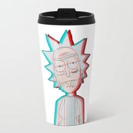 3D Rick Travel Mug