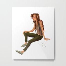 Piper Mclean Metal Print