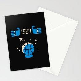 Orlando NBA Magic Stationery Cards