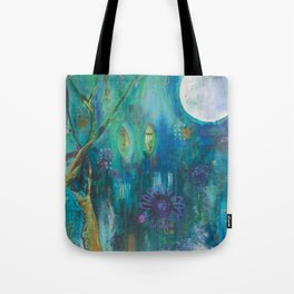 Garden Grace Tote Bag