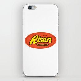 He Is Risen - Matthew 28:6 iPhone Skin
