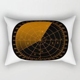 Drone attack Rectangular Pillow