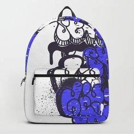 Graffiti illustration 06 Backpack