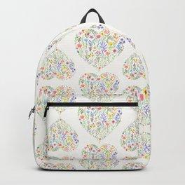 Flowerhearts Backpack