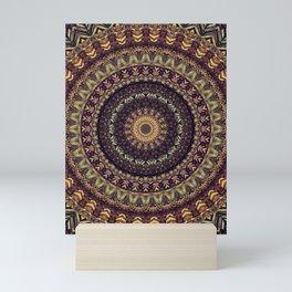 Mandala 252 Mini Art Print