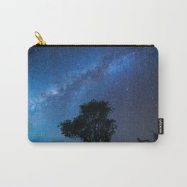 In The Night Carry-All Pouch