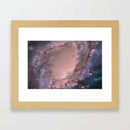 M83 Galaxy Framed Art Print