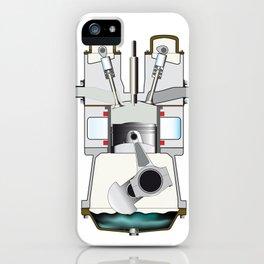 Diesel Induction Stroke iPhone Case
