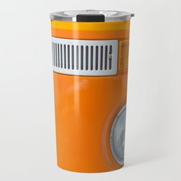 ORANGE BLANC NOIR Travel Mug