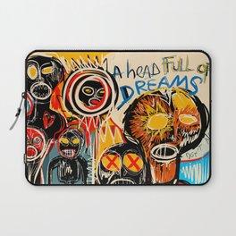 Head full of dreams Laptop Sleeve