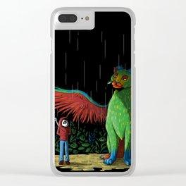 My Neighbor Pepita Clear iPhone Case