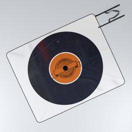 Vinyl Record Art & Design | World Post Picnic Blanket