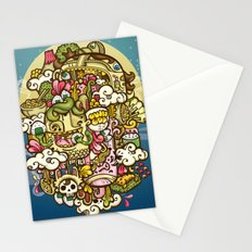Midnignt Hunger Stationery Cards