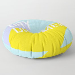 Day Dreamer Floor Pillow