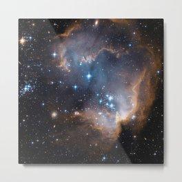N90, NGC 602 Metal Print