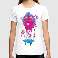 medusa T-shirts featuring Medusa by Mario Sayavedra