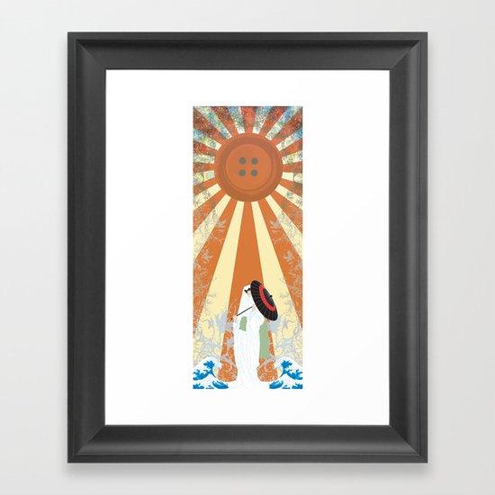 Koumbi Framed Art Print