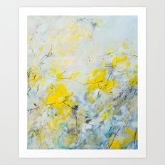 SUMMERWIND Art Print