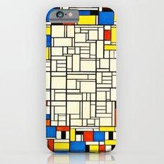 Mondrian Slim Case iPhone 6s