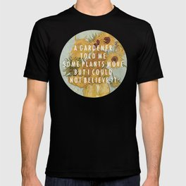 Hunting for Sunflowers T-shirt