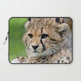 Aqua_Cheetah_20180101_by_JAMColorsSpecial Laptop Sleeve