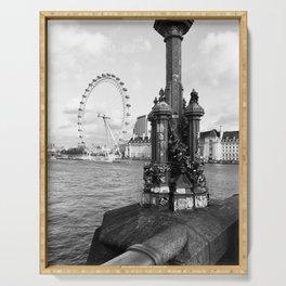 The London Eye Serving Tray