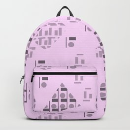 Abstract pattern geometric backgrounds    Backpack
