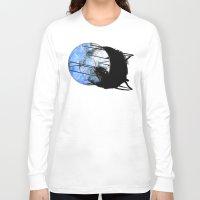 jesse pinkman Long Sleeve T-shirts featuring Pinkman by MJTillustration