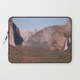 Yosemite Valley Tunnel View Laptop Sleeve