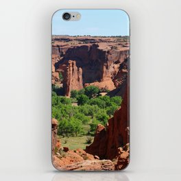 Canyon de Chelly View iPhone Skin