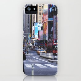 Let my imagination go iPhone Case