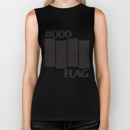 #000 Flag Biker Tank