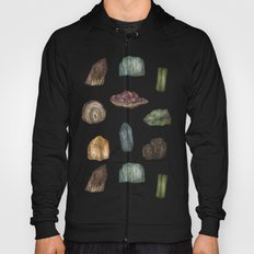 Gems and Minerals Hoody