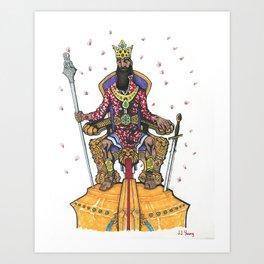 Sovereign  Art Print