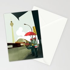 Alexander Platz II Stationery Cards