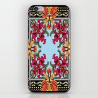 givenchy iPhone & iPod Skins featuring Givenchy Print by I Love Decor