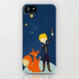 Le petit prince iPhone Case