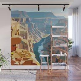 Geometric Grand Canyon National Park, USA Wall Mural