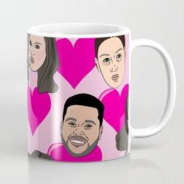 Love on the weeknd Coffee Mug