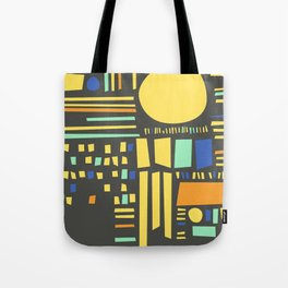 Sunshine Study #6 Tote Bag