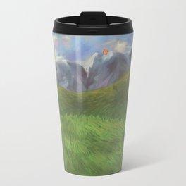 Kite Weather Metal Travel Mug
